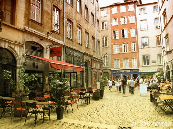 Lyon ancien