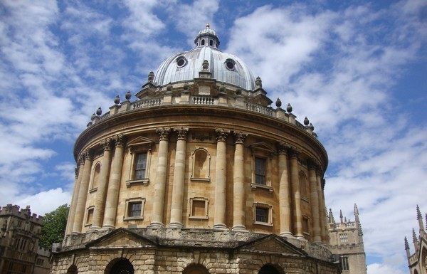 Radcliffe Camera à Oxford