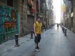 Citytrip à Barcelone