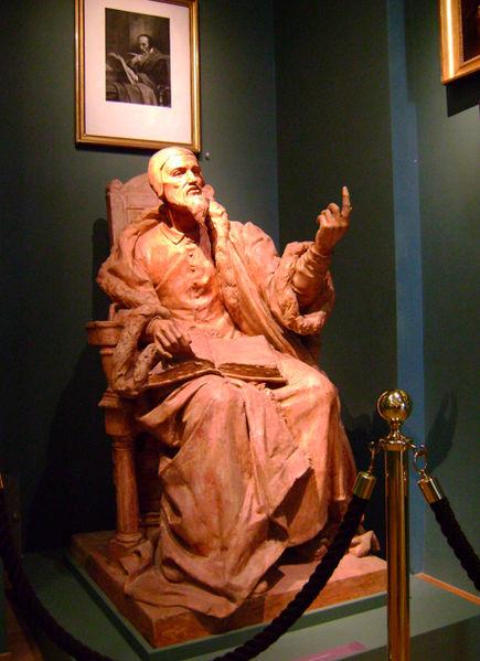 statue-de-jean-calvin-musee-de-la-reforme-suisse