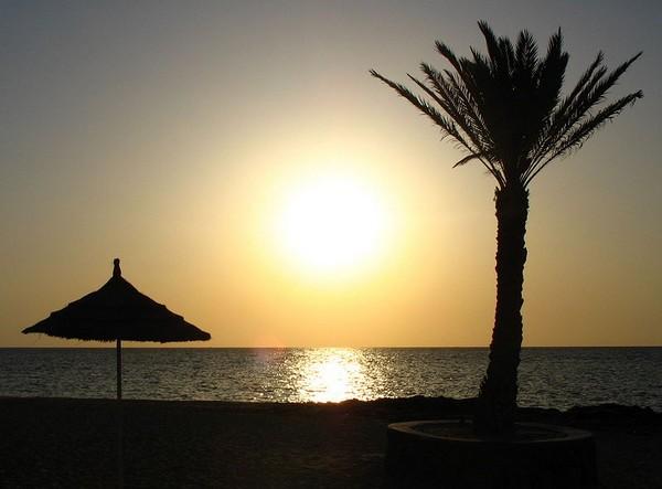 coucher-de-soleil-a-djerba