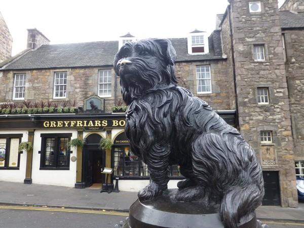 greyfriars-bobby-edinburgh
