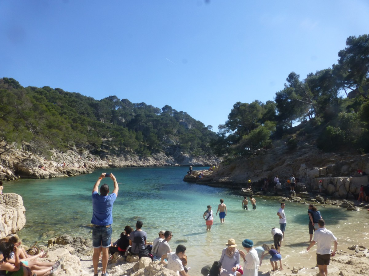 calanque-de-port-pin